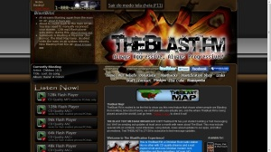 The Blast fm Page